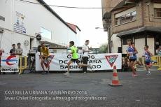 XXVI Milla Urbana Sabiñanigo