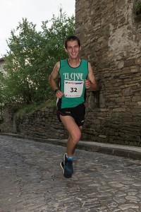 Vencedor de la prueba en categoría masculina